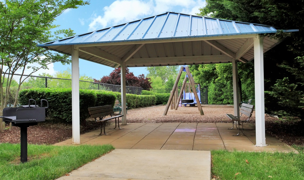Enjoy your new outdoor space at Highland Commons