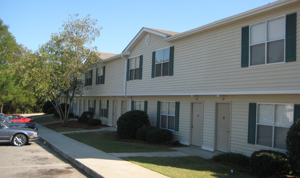 Exterior Of Our Columbia, SC Apartments