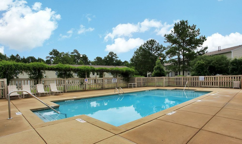Swimming Pool At Our Columbia, SC Apartments