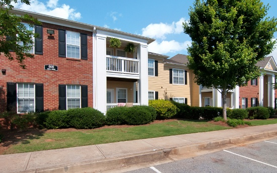 Our Dallas, GA Apartments Have Beautiful Landscaping