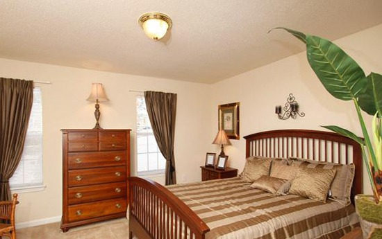 Our Apartments In Lawrenceville, GA Have Spacious Bedrooms