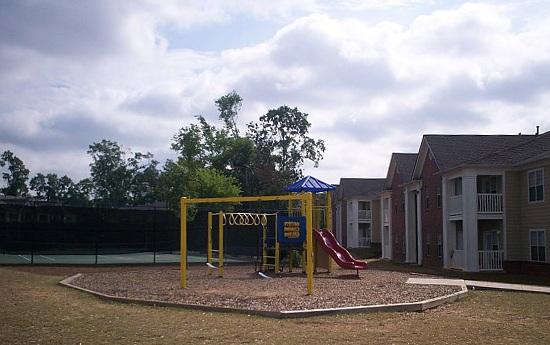 Our Columbus, GA Apartment Rentals Have A Playground