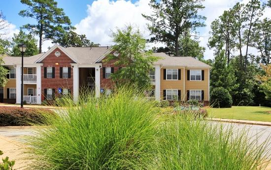 Our Columbus, GA Apartment Rentals Have Beautiful Yards