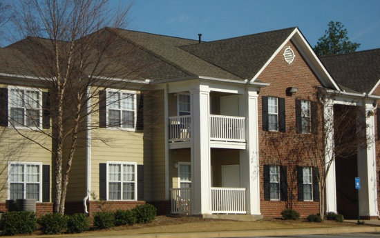 Our Columbus, GA Apartment Rentals Have Well Maintained Buildings