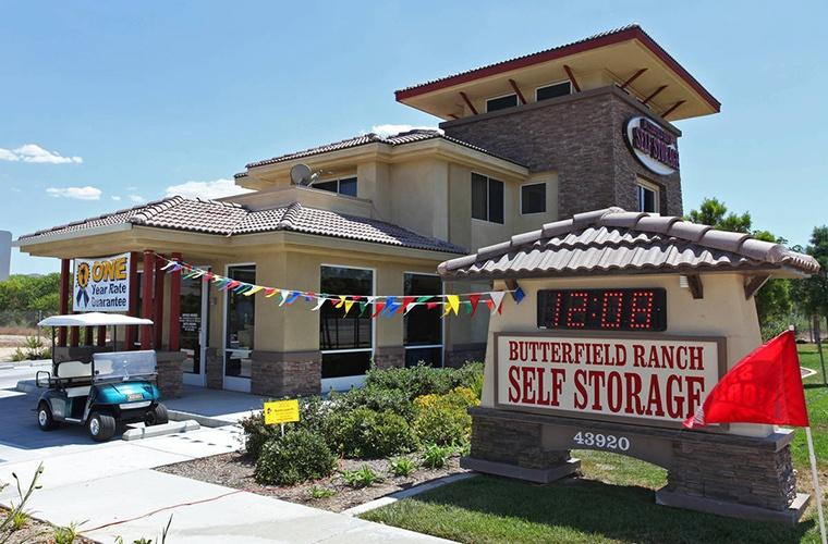 Photos Of Butterfield Ranch Self Storage In Temecula