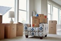 Utilize empty spaces in stored furniture and appliances