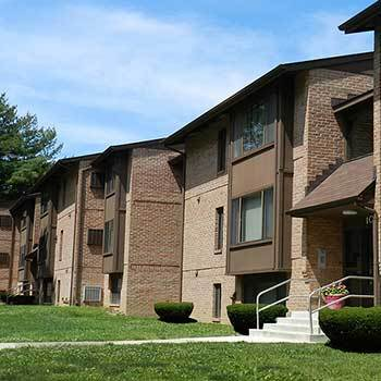 View our 5 Corners Apartments located in Timonium, MD