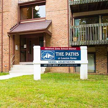 View our The Paths Apartments located in Sparks, MD