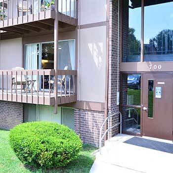 View our Cranbrook Hills Apartments located in Cockeysville, MD