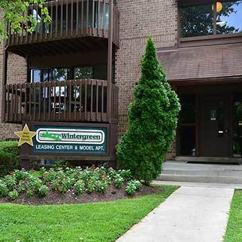 View our Wintergreen Apartments located in Cockeysville, MD