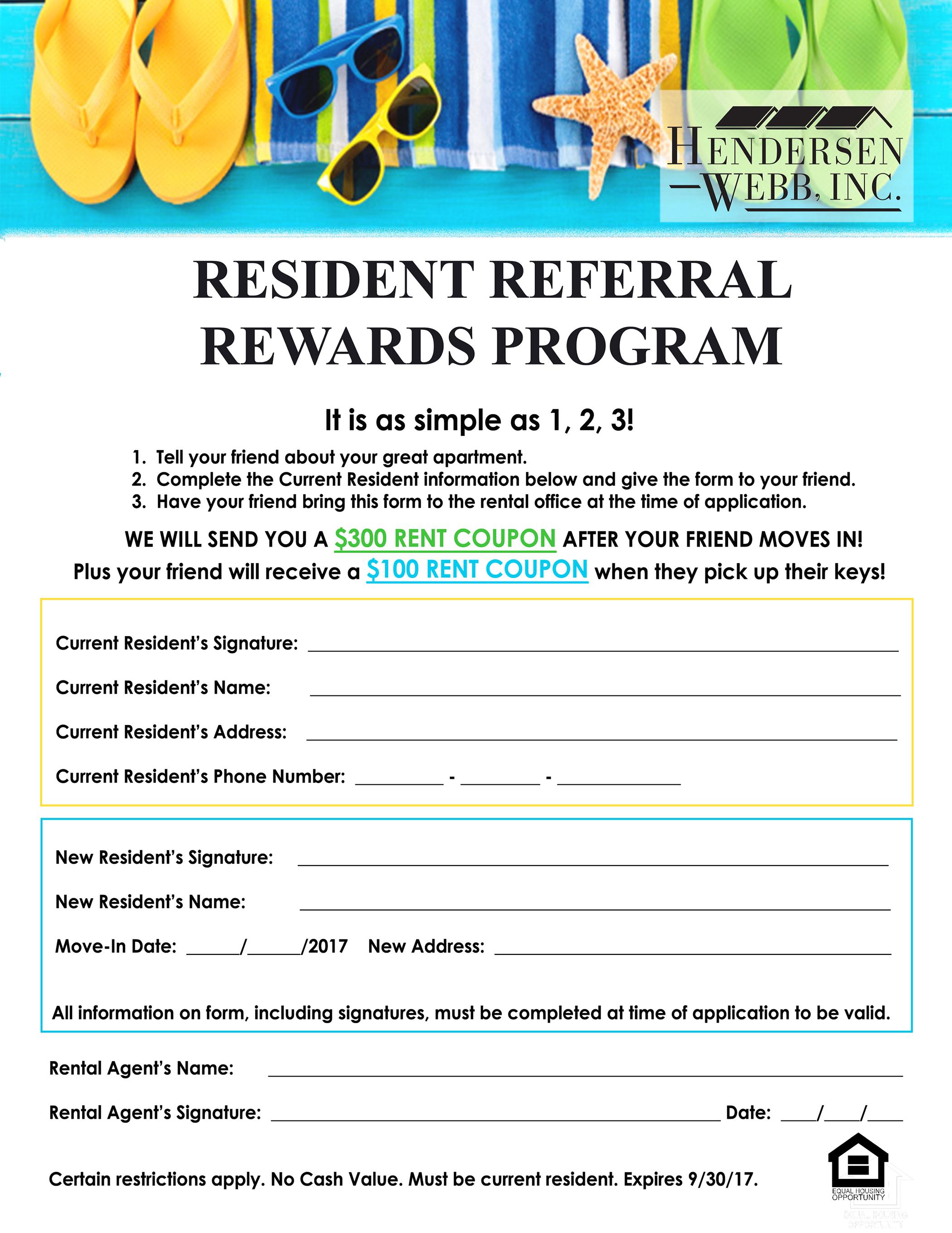 resident referral flyers residential referral hendersen webb inc jpg 2100x2718 referral flyers