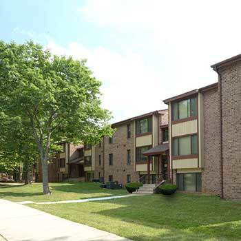 View The Bluffs at Clary's Forest Apartments located in Columbia, MD