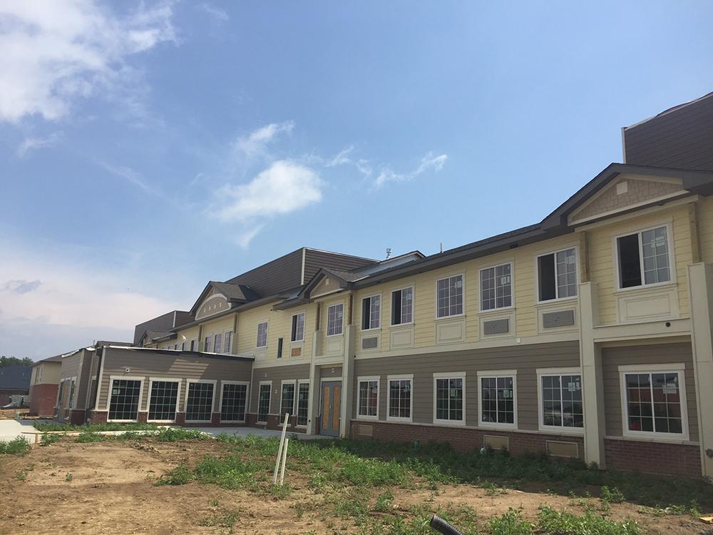 Powell ALMC Construction Progress