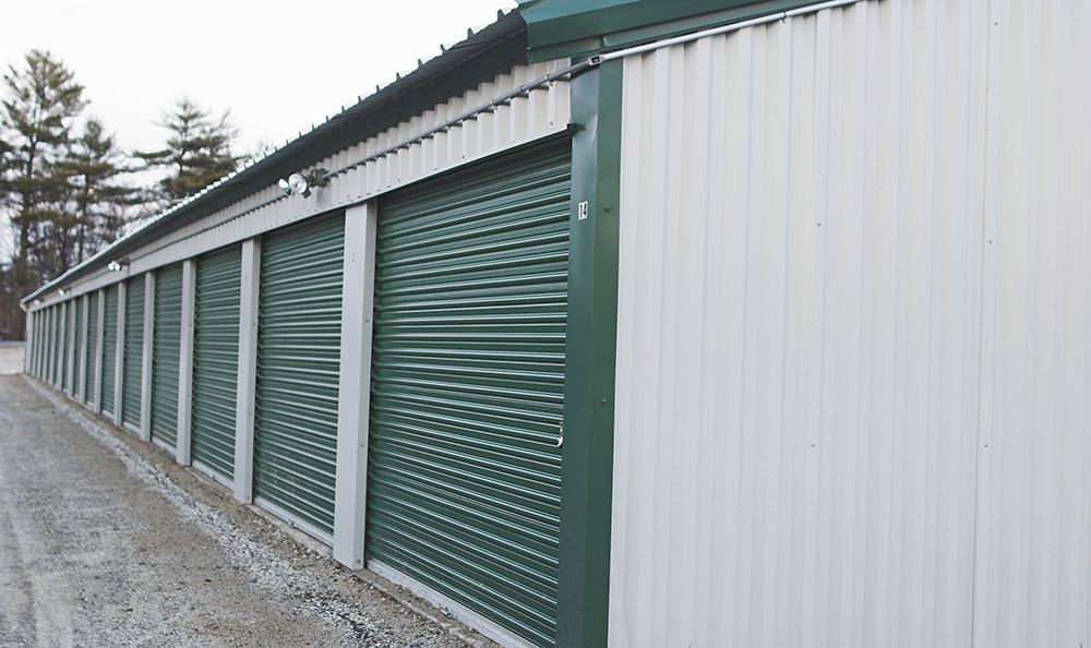 Spacious unit sizes & prices at self storage at AnotherAttic Self-Storage