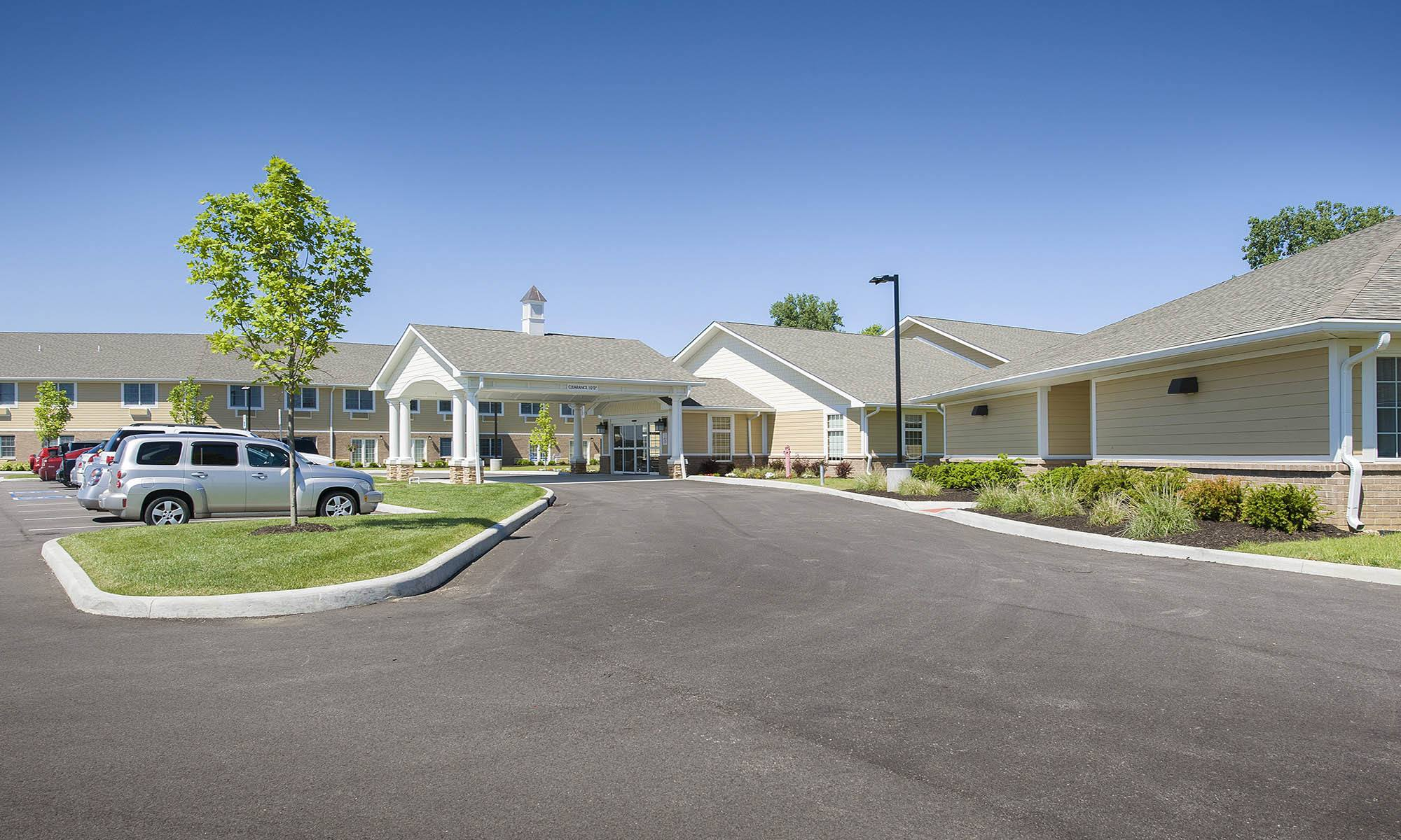 Senior living in Newburgh IN