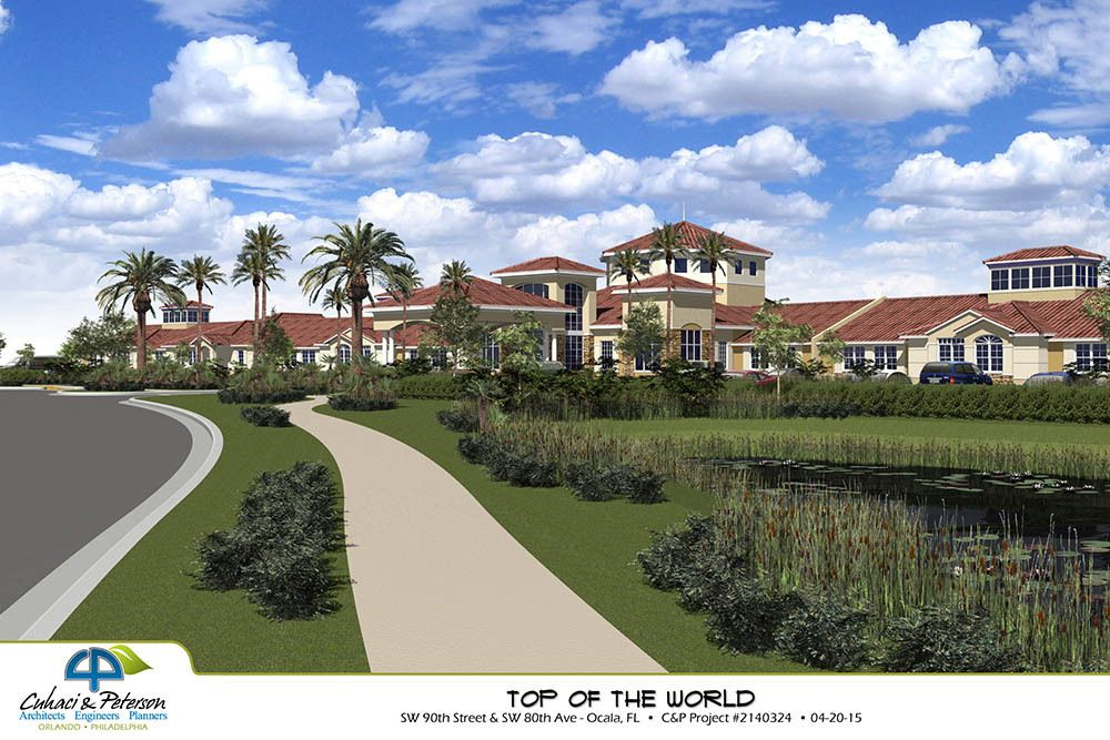 Photos of Bridgewater Park Assisted Living in Ocala, Florida