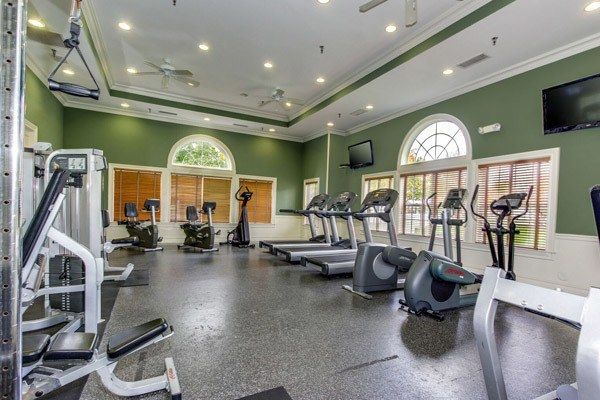 Fitness Center at Eagle Rock Apartments at Freehold