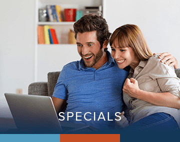 View our current specials at apartments in Atlanta