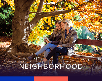 Check out the local McDonough neighborhood!