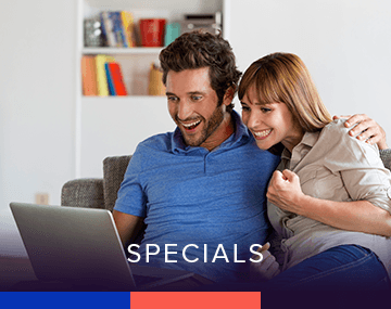 View our current specials at apartments in McDonough