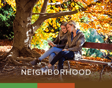 Check out the local Huntsville neighborhood!