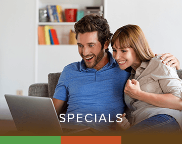View our current specials at apartments in Huntsville