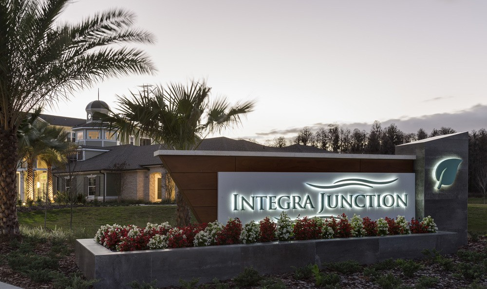 Gallery photos at Integra Junction