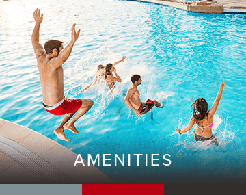 Our Ooltewah apartment amenities are out of sight!