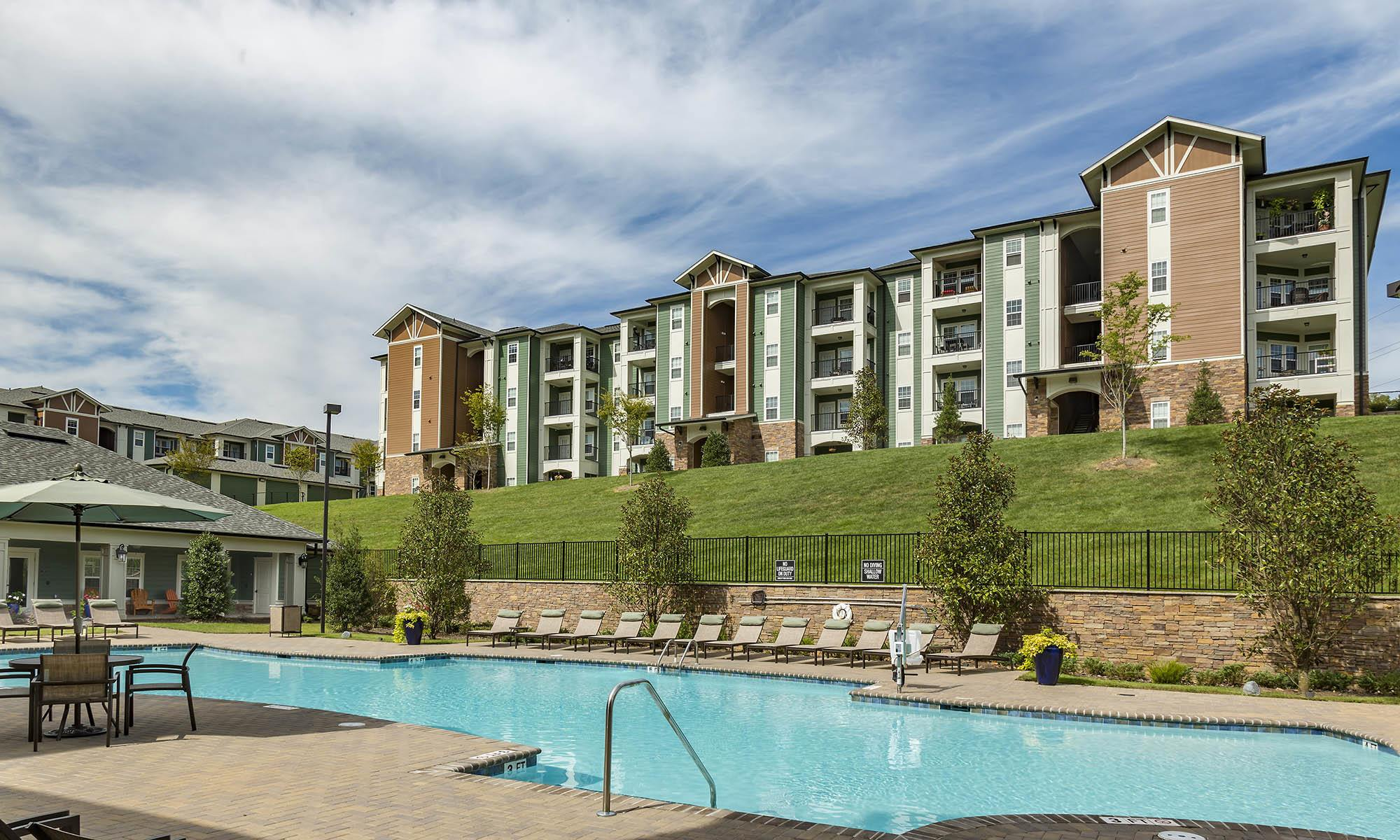 Apartments in Ooltewah, TN