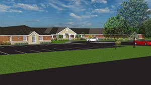 Groundbreaking has begun on Artis Senior Living of Green Township
