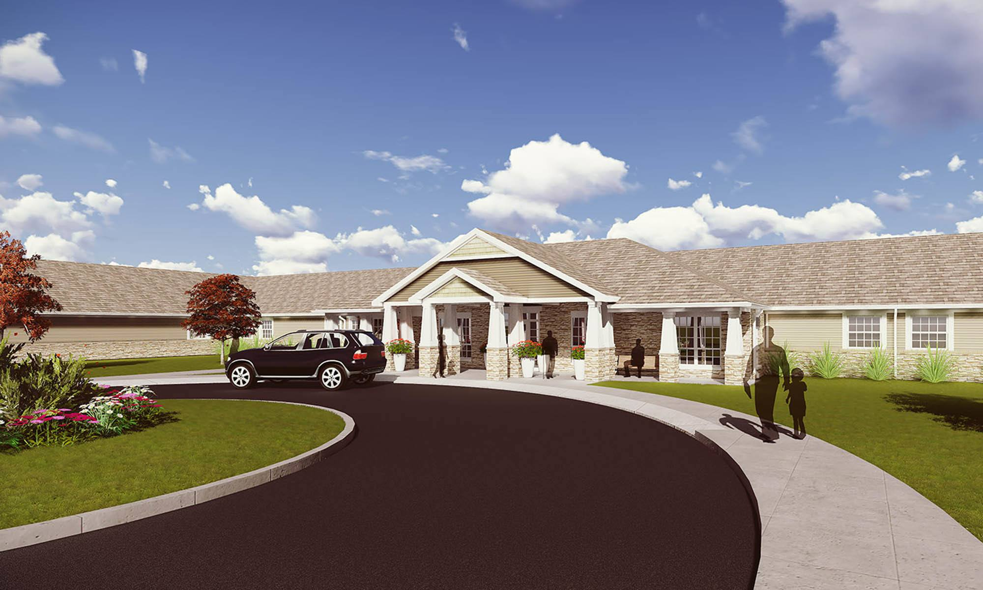 Senior living in Branford, CT