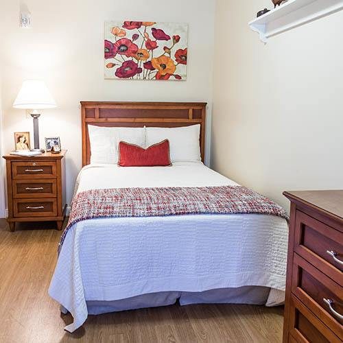 Accommodations at Olney Memory Care
