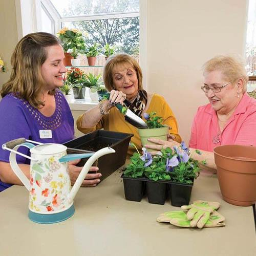 family resources at Great Falls Assisted Living