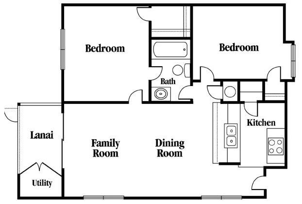 Affordable 1 2 3 bedroom apartments in naples fl for 1125 maxwell lane floor plans