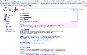 GoogleInstantScreenShot