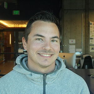 G5 Senior Software Engineer Brian Bauer
