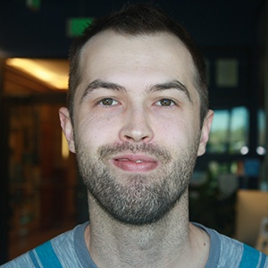 G5 team member Bryan McElroy