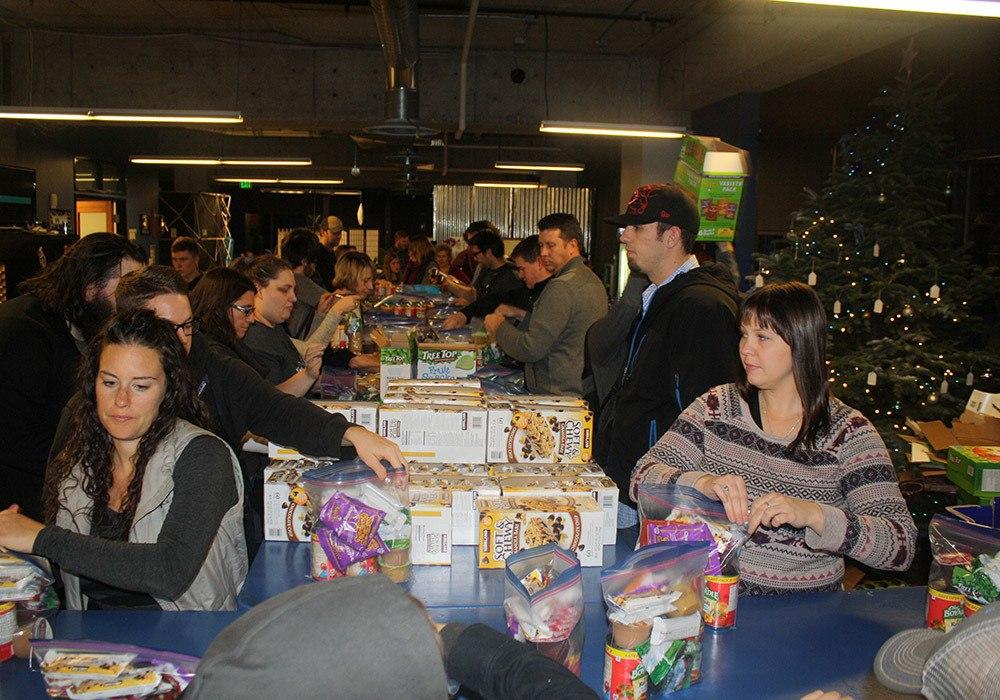 G5 Community Giving
