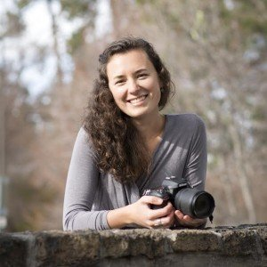 G5 Data Coordinator Jenni Whelan