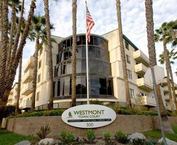 Westmont Town Court senior living