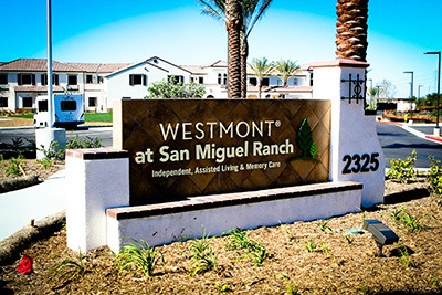 Westmont at San Miguel Ranch Now Open