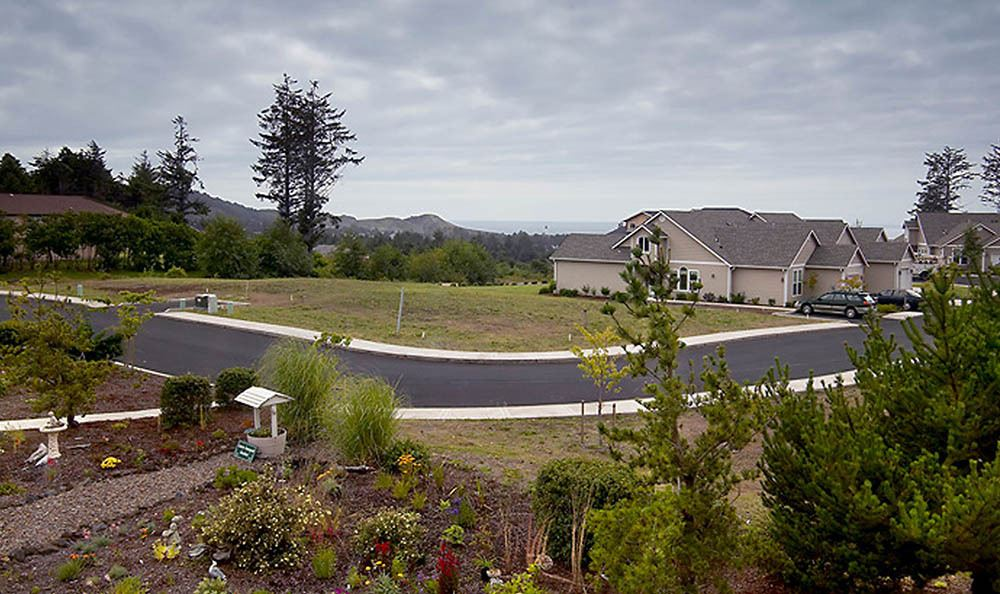 View Of Our Newport Oregon Senior Living Community