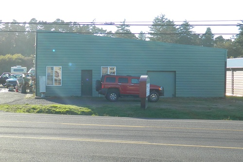 Easy access storage at Newport Business Plaza