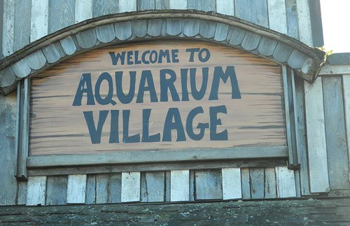 Aquarium Village offers storage units, unique storefronts and commercial spaces