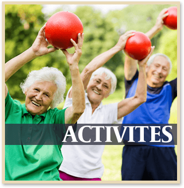 Upcoming activities at the senior living community in Roseville