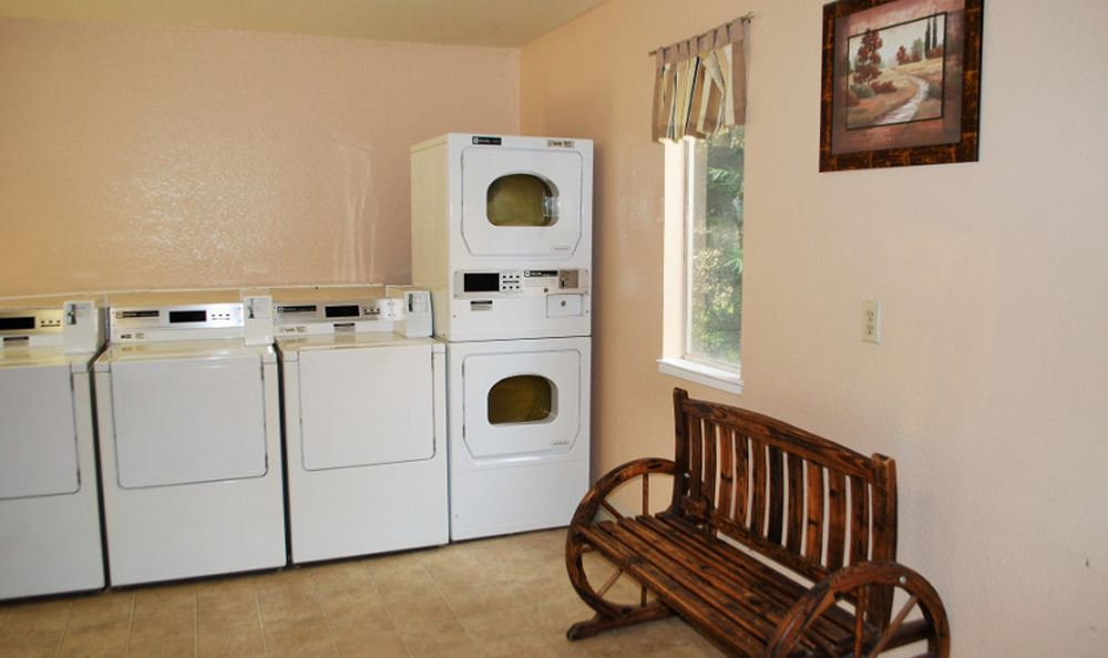 Laundry room at Meritage Apartments in Lodi  CA. Photos of Meritage Apartments in Lodi  CA