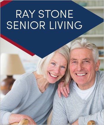 Check out our senior living communities at Ray Stone