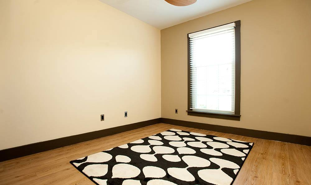 Bedroom At Apartments In Lexington Kentucky