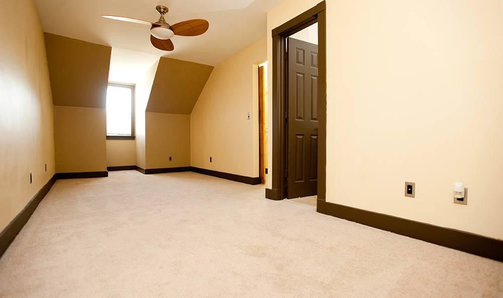 Hallway At Apartments In Lexington Kentucky