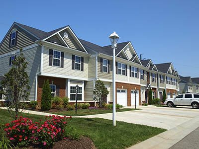 View floor plans of the townhomes available at Rivermont Crossing